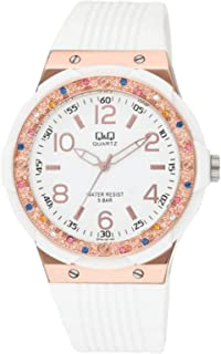 Q&Q Casual Watch For Men Analog Rubber - Q774J104Y