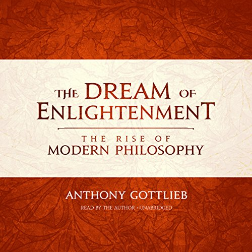 The Dream of Enlightenment audiobook cover art