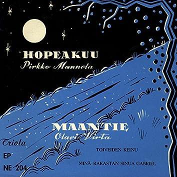 Hopeakuu - Maantie