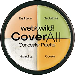 Wet N Wild Coverall Concealer Palette, Pack of 1