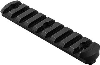 VISM M-LOK Accessory Picatinny Rail, Black, Medium