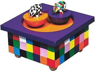 TROUSSELIER - Manège musical Elmer: Amazon.es: Juguetes y juegos
