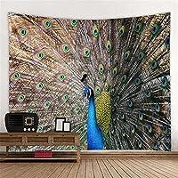 油絵タペストリーの壁掛けタペストリー寝室のベッドスプレッド美しい壁の装飾 625 (Color : 2020 2118, Size : 150x100cm)
