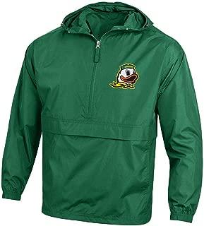 Champion University of Oregon Ducks Packable Jacket Wind Jacket