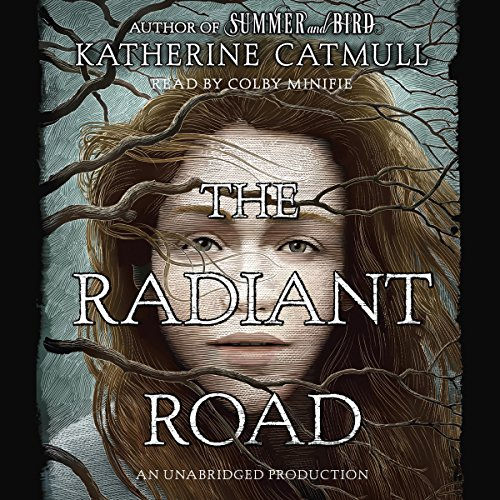 The Radiant Road audiobook cover art
