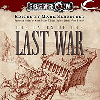 The Tales of the Last War cover art