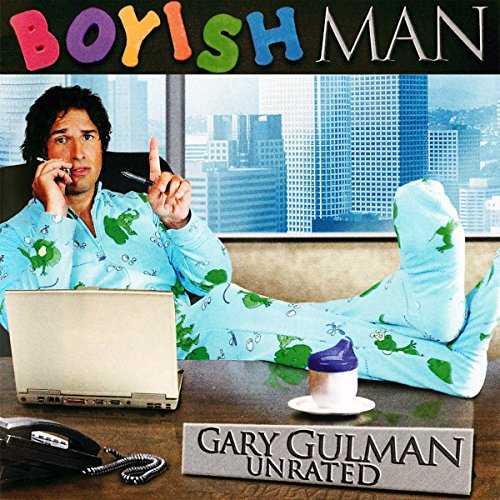 Boyish Man audiobook cover art