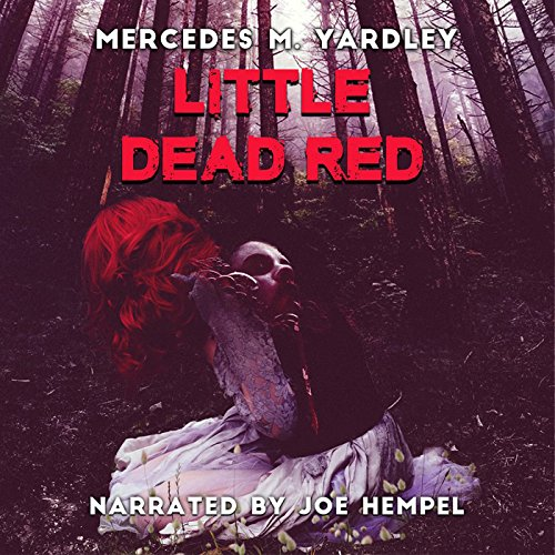 Little Dead Red audiobook cover art