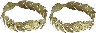 Laurel Wreath Gold Headpiece