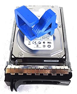 DELL 2TB 7.2K 6G LFF SAS HDD (認定整備済み)