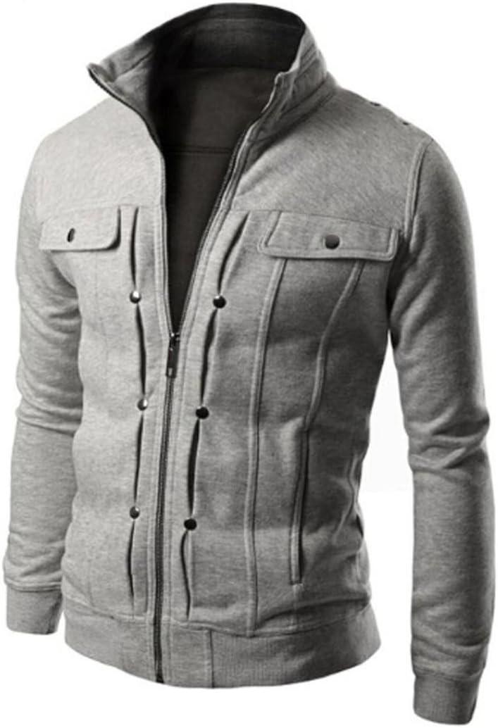 Nice Clothes Mens Max service 49% OFF Winter Coats Fashion Slim Lapel Cardi Designed