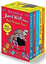 في جميع أنحاء العالم من David walliams: أفضل boxset على الإطلاق