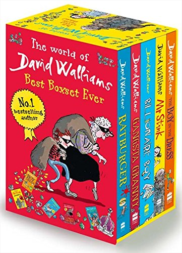 Walliams, D: The World of David Walliams: Best Boxset Ever