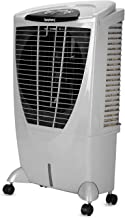 Symphony Winter+ Powerful Desert Air Cooler 56-litres, Plus Air Fan, 4-Side Cooling Pads, Whisper-Quiet Performance & Low ...