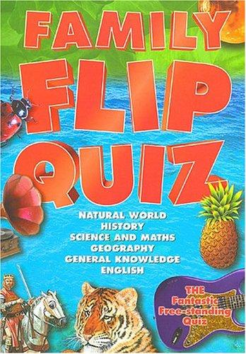 Family Flip Quiz (Bk.2)