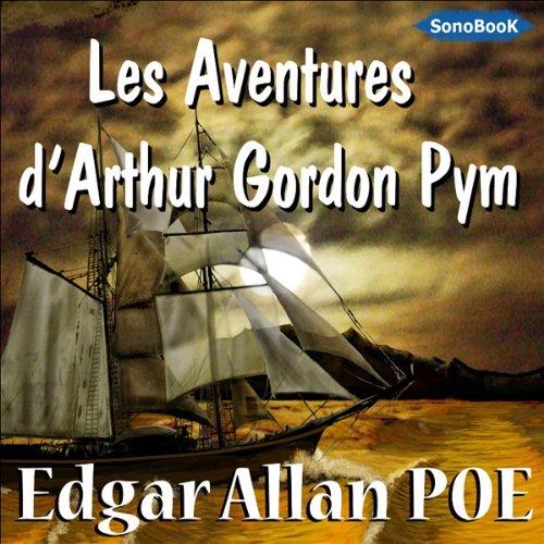 Couverture de Les Aventures d'Arthur Gordon Pym