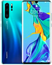 Huawei P30 Pro 128GB+8GB RAM (VOG-L29) 40MP LTE Factory Unlocked GSM Smartphone (International Version, No Warranty in the...