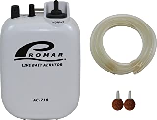 Promar 2 Speed Bait Aerator White