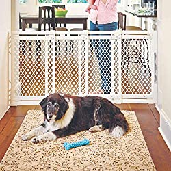 "North States 62"" Extra-Wide ( Long baby gate )"