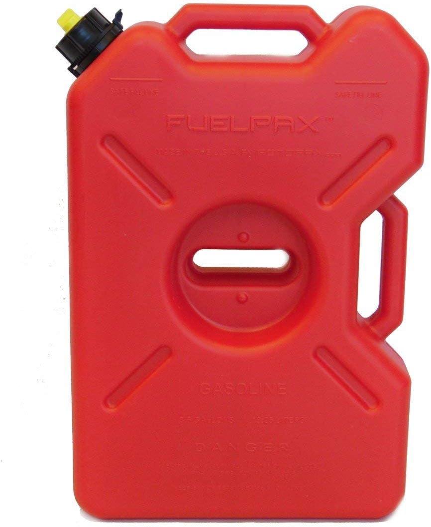 RotopaX Fees free!! FX-3.5 FuelpaX 3-1 Fashion Can. Gas 2 Gallon