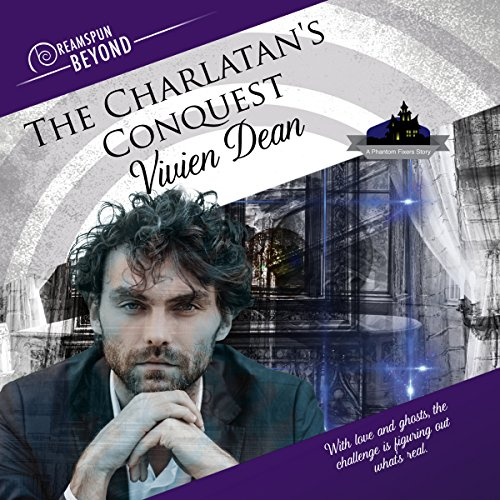 The Charlatan's Conquest audiobook cover art