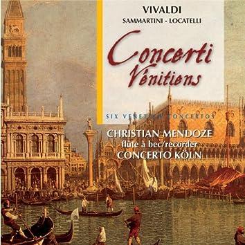 Six concerti venitiens
