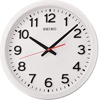 SEIKO PARED Analog Quartz Wall Clocks of Plastic QXA732W