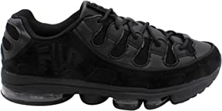 Fila Men's Silva Trainer Running Shoes Black/Black/Black