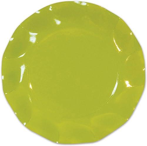 Lime Grün Größer Teller