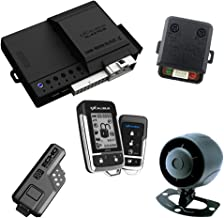 Excalibur AL18703DB 2-Way Paging Remote Start/Keyless Entry/Vehicle Security System (with 2 Button LCD Remote and Sidekick... photo