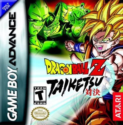 Dragon Ball Z Taiketsu product image
