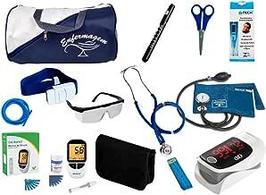 Kit de Enfermagem Super Luxo com Aparelho de Pressão