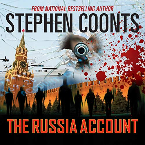 The Russia Account cover art
