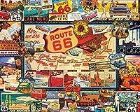 ジグソーパズル1500ピース-66ポスター-子供の教育ジグソーパズル木製素材ビッグパズル