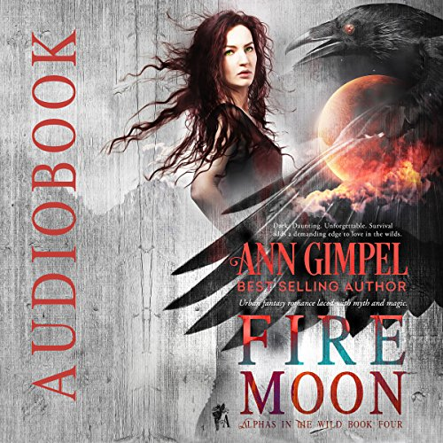 Fire Moon audiobook cover art