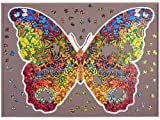 jigthings JIGBOARD 1500 - Jigsaw Puzzle Board for up to 1,500 Pieces from