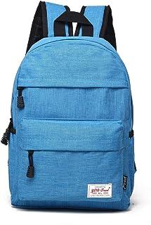 Trendy 12 Inch Azure Kids Preschool Book Bag for School