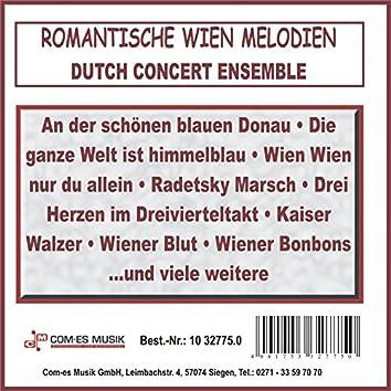 Romantische Wien Melodien