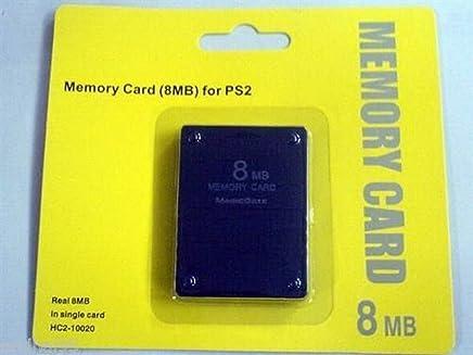 Memory Card 8mb - Preto - PlayStation 2