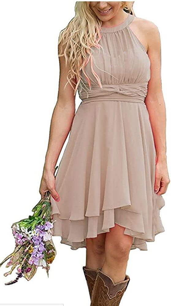Aokaixin Plus Size Short Country Ranking TOP8 Western Dresses Wedd Bridesmaid sold out