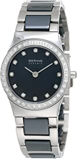 BERING Womens Analogue Quartz Watch with Stainless Steel Strap 32426-707