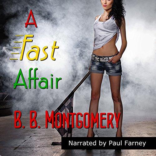 A Fast Affair audiobook cover art