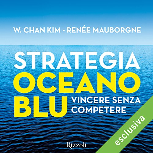 Strategia oceano blu copertina