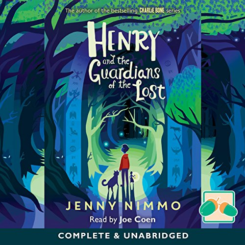 Henry and the Guardians of the Lost cover art