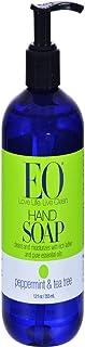 EO Products Hand Soap Peppermint & Tea Tree, 12 fl. oz.