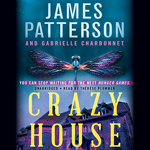 Crazy House audiobook cover art