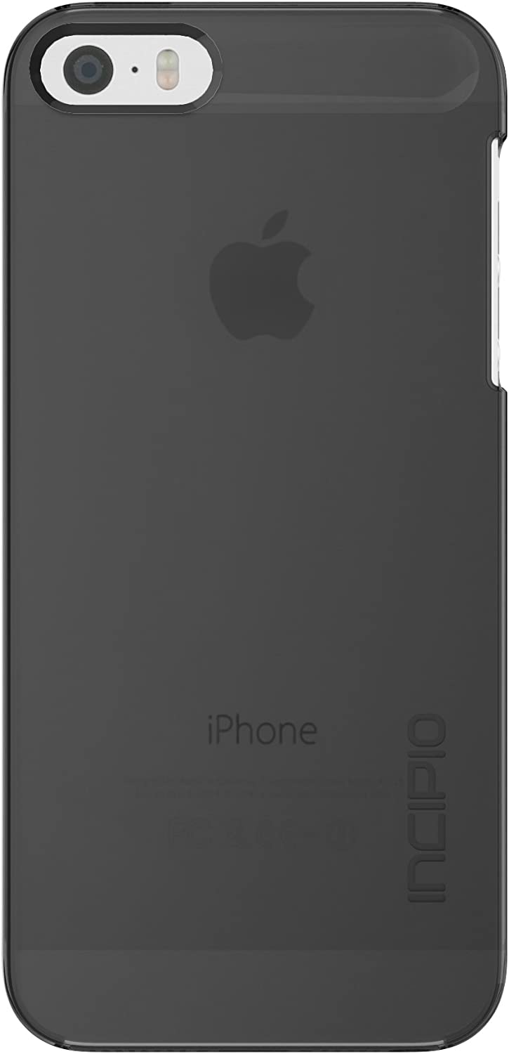 Incipio Feather Pure fits The iPhone 5, iPhone 5S, and iPhone SE - Translucent Black