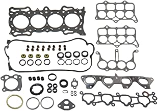 Head Gasket Setcompatible with Honda Accord 90-93 / Prelude 92-96 Multi-Layered Steel Set 16-Valve