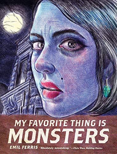 Fantagraphics Comics & Graphic Novels