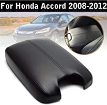 Center Console Cover for 08-12 Honda Accord Console Lid Armrest Cover Replacement